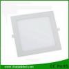 หลอดไฟแบบฝังฝ้าเพดาน LED Slim Panel 6w.แบบเหลี่ยม