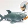 C924 สกุชี่ squeeze toy ปลาฉลาม 10 cm