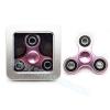 HF136 Hand spinner - GYRO (ไจโร) -Fidget spinner Basic โลหะเคลือบสี ชมพู