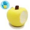 CA963 สกุชี่ Apple สีเหลือง ขนาด 8 cm By Squishy Fun (Super soft