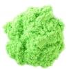 PS023 ทรายนิ่ม Soft Sand Play Sand ทรายสีเขียว น้ำหนัก 500 กรัม