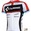 เสื้อปั่นจักรยาน ลายทีมแข่ง ทีม Cube ขนาด L พร้อมส่งทันที รวม EMS