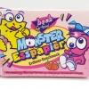 KN041 Monster Esspapier ขนมกระดาษ มี อย กลิ่นสตอเบอร์รี่ รุ่น 12 แผ่น