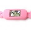 เซต นาฬิกา ดิจิตอล เล็ก ชมพู / Loom ฺBands digital Clock Pink