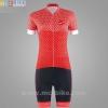 ชุดปั่นจักรยานผู้หญิง เสื้อปั่นจักรยาน พร้อมกางเกงปั่นจักรยาน Cheji 2017-01