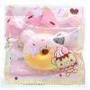 I170 สกุชชี่ Yummiibear Creamiicandy mini donut squishy โดนัท ชมพู ขนาด 6 cm (Super Soft) ลิขสิทธิ์แท้