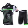 ชุดปั่นจักรยาน Cannondale 2016 Lefty เสื้อปั่นจักรยาน และ กางเกงปั่นจักรยาน