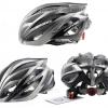 หมวกกันน๊อค จักรยาน Giro สีเทาดำ