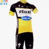 ชุดปั่นจักรยาน Erixx 2016 สีเหลือง เสื้อปั่นจักรยาน และ กางเกงปั่นจักรยาน