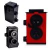 TY088 กล้องทอย สีแดง Toy Camera โลโม่ DIY ไม่ต้องใช้ถ่าน ใช้ฟิล์ม 35mm (ฟิลม์ซื้อแยกต่างหาก) สำเนา