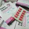 Alpha Arbutin + Collagen by Kyra อัลฟ่า อาร์บูติน คอลลาเจน ผงเผือก เปลี่ยนผิวขาว ชั่วข้ามคืน