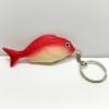 CA142 สกุชี่ ปลา สีแดง ( Soft) 7 cm
