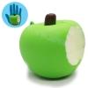 CA961 สกุชี่ Apple สีเขียว ขนาด 8 cm By Squishy Fun (Super soft)