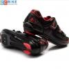 รองเท้าปั่นจักรยาน เสือหมอบ สีดำแดง TB16-B1255-0206