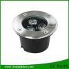 โคมไฟ LED แบบฝังพื้น AC 220v 3w