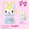 I338 สกุชชี่ Ibloom Foxy Fox ขนาด cm (Super Soft) ลิขสิทธิ์แท้