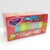KN025 Monster Esspapier ขนมกระดาษ มี อย Monster Box รสรวม 1 กล่องมี 100 ชิ้น