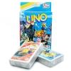 BO087 UNO อูโน่เกมต่อสีและตัวเลข ไซส์ปรกติ Minions Versions