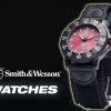 นาฬิกาข้อมือ Smith-Wesson FireFighter สายผ้าไนล่อนคุณภาพดี