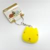 CA187 สกุชี่ Kapibarasan สีเหลือง ( SOFT) 4 cm.