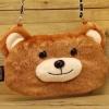 Smart Wallet ลาย Moschino Teddy Bear กระเป๋าสะพายใส่มือถือได้ทุกรุ่น เก็บเงิน และ นามบัตรต่างๆได้