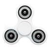 HF140 Hand spinner - GYRO (ไจโร) -Fidget spinner Basic ball 3 แฉก (เรืองแสง)