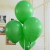 ลูกโป่งสีเขียว แพค 100 ใบ 200 บาท