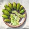 มะเขือเทศกรีน ซอเสจ - Green sausage tomato