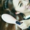 Beautiful Star Straightening Hair Brush แปรงผมตรงไฟฟ้าเพียง 60 วินาทีง่ายๆ จากผมชี้ฟู