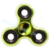 HF071 Hand spinner - GYRO (ไจโร) -Fingertip Gyroscope Basic โครม สีเขียว