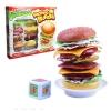 BO058 Stacking Burger เกมส์ซ้อนแฮมเบอร์เกอร์ แฟมิลี่ เกมส์เล่นสนุกนาน กับเพื่อนๆ และ ครอบครัว