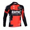 เสื้อปั่นจักรยานแขนยาว ทีม BMC ขนาด XL พร้อมส่ง รวม EMS