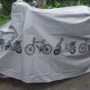 ผ้าคลุมจักรยาน ผ้าคลุมมอเตอร์ไซด์