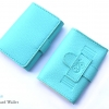 Baby Blue(ฟ้า) - Sashy Card Wallet