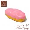 CA603 สกุชชี่ Hello Café de N SLOW RISE Squishy Mascot ~ Éclair(SUPER SOFT) 6 cm ลิขสิทธิ์ แท้