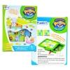 BO013 Animals puzzle paradise เกมบอร์ดพัฒนาทัศนะความคิด การแก้ปัญหา