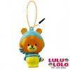 C907 สกุชี่ Tiny ☆ Twin ☆ Bears Sailor (SOFT) ลิขสิทธิ์ แท้ญี่ปุ่น ขนาด 5 cm