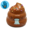 I212 สกุชชี่ Mini Crazy Poo squishy-normal By Puni-maru (Super Soft) ขนาด 6 cm