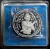 เหรียญกลม ขุนพันธ์ มือปราบสิบทิศ เนื้อเงิน ขนาด 3.2 ซม.
