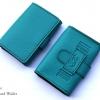 Turquoise(เขียวเทควอยด์) - Sashy Card Wallet