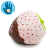 I228 สกุชชี่ Mini Strawberry Puni maru A ขนาด 5 cm (Super Soft) ลิขสิทธิ์แท้