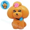 I320 สกุชชี่ Mimi Puppy ขนาด 12 cm BY Popular(Super Soft) ลิขสิทธิ์แท้