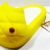 CA224 สกุชี่ รองเท้า kapibarasan สีเหลือง ขนาด 13 cm (Super soft)