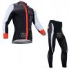 ชุดปั่นจักรยาน แขนยาว Castelli เสื้อปั่นจักรยาน และ กางเกงปั่นจักรยาน