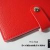 Fire Red(แดง) - Bookbank Holder