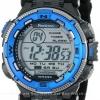 นาฬิกาข้อมือผู้ชายแนวสปอร์ตของแท้ Armitron Sport 408301BLU Digital ดิจิตอล สายข้อมือยาง