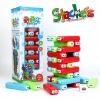 BO049 Stackers Brick tower stacking Game แฟมิลี่เกมส์ เกมส์ผลัดกับดึง เล่นสนุกนาน กับเพื่อนๆ หรือ ครอบครัว