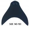 NB012-F140 ฟิน ชุดว่ายน้ำหางนางเหงือก สำหรับชุดหางปิด SIZE 140