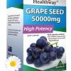 Healthway grape seed 50000 MG เมล็ดองุ่นเฮลท์เวย์
