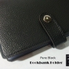 Pure Black(ดำ) - Bookbank Holder
